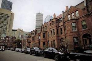 Rent in Boston South End