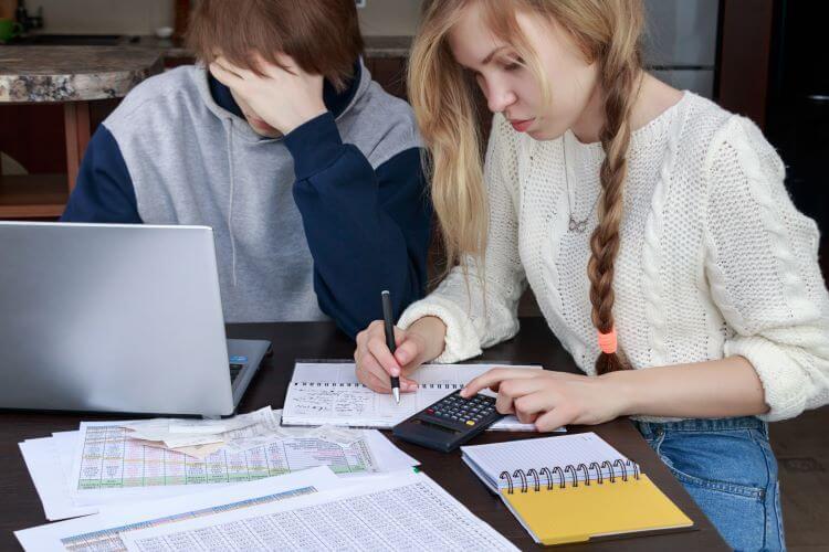 Students Budgeting