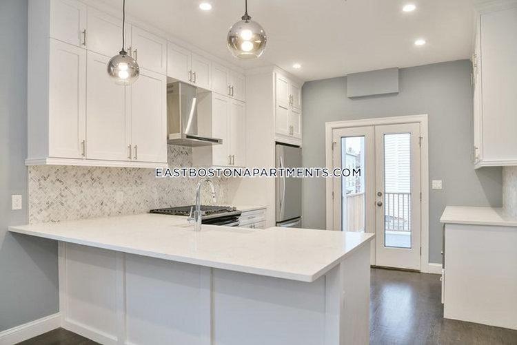 East Boston Apartment Saratoga St