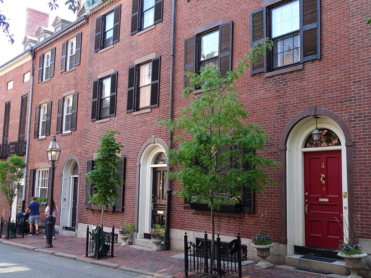 Historic Row Houses