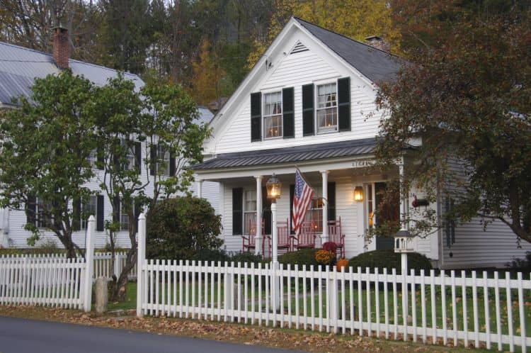 Two Family Home in Massachusetts