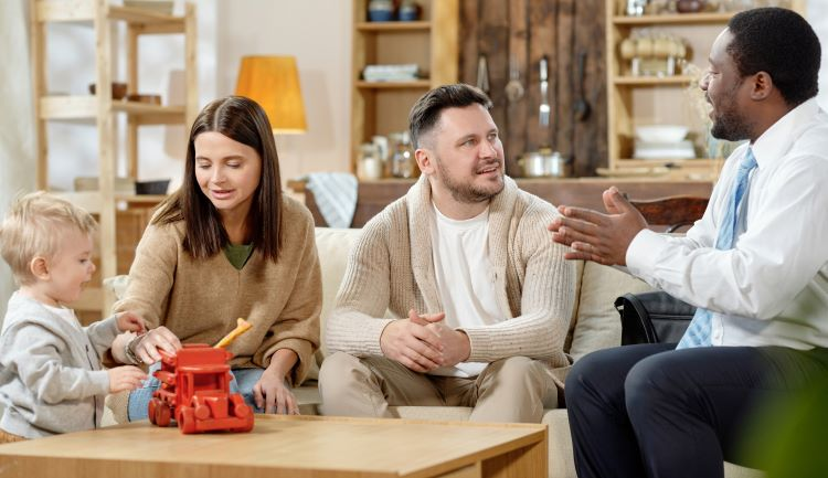 two- family home purchase discussion
