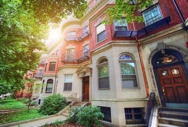 Boston Conventional mortgage