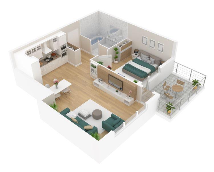 Fake Apartment Listing