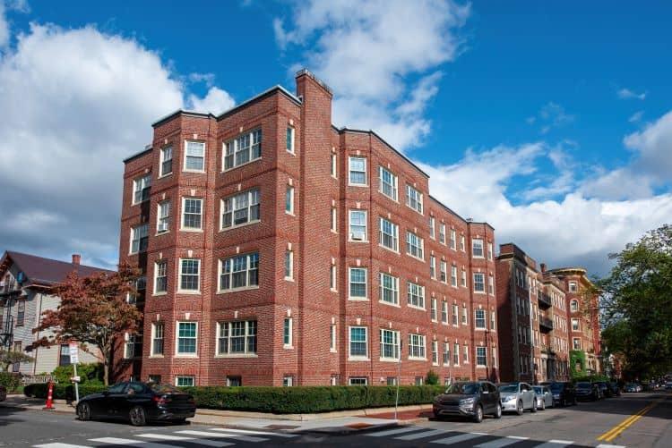 Large multifamily in Boston