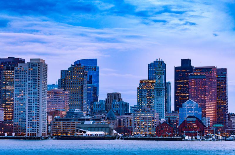 Live in Boston, MA