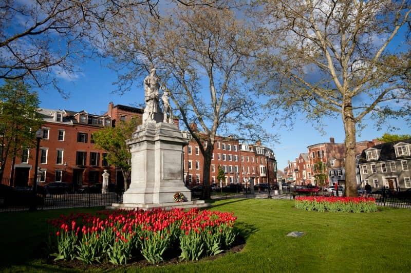 multifamily properties in Boston