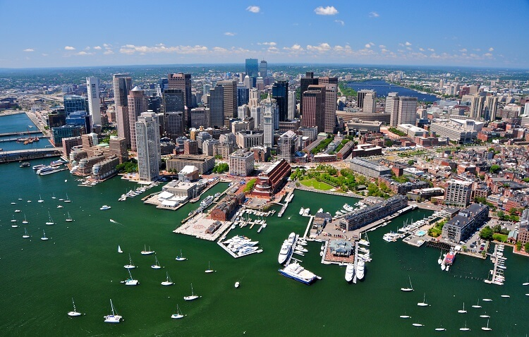 Choose a neighborhood moving to Boston