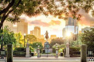 Moving to Boston