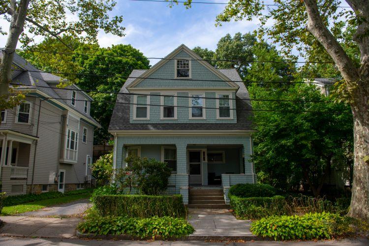 House in Brookline