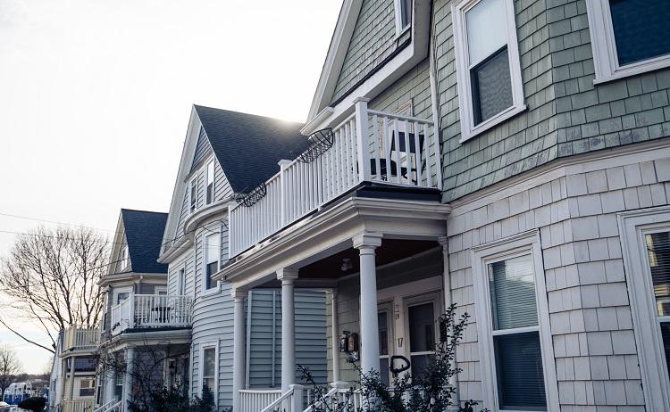 multifamily home in boston