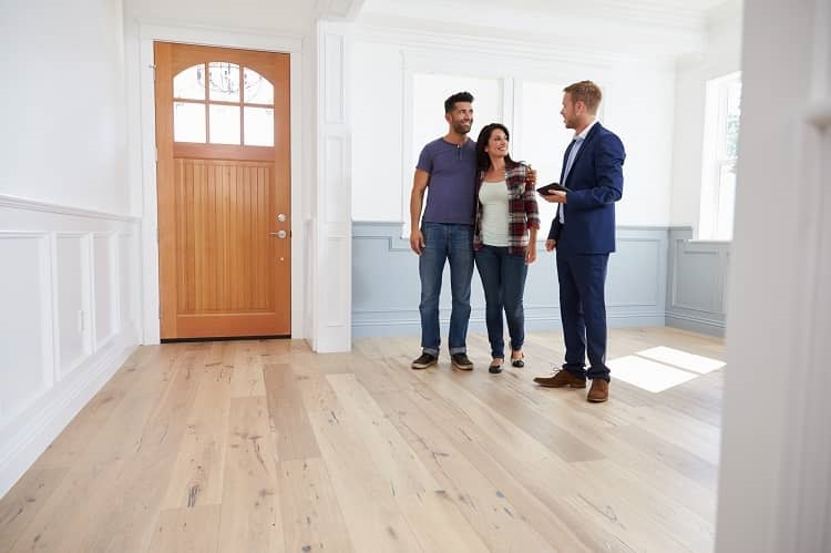 work with a professional real estate agent