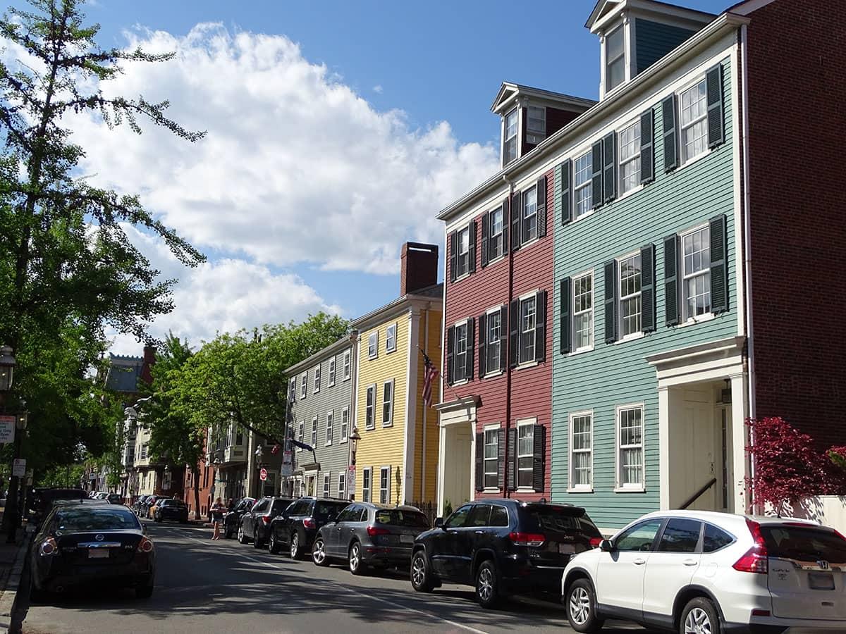 Charlestown Apartments