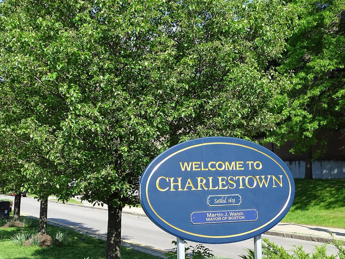 Charlestown Boston, MA