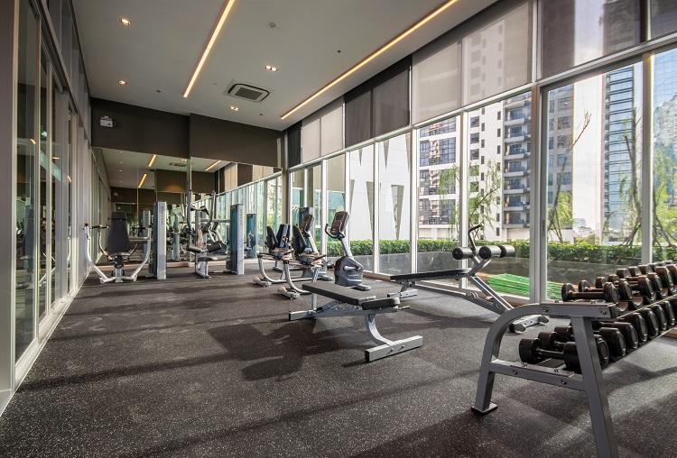 fitness center Boston