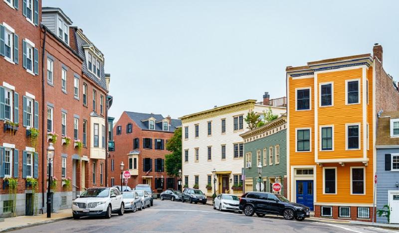 duplexes in Boston