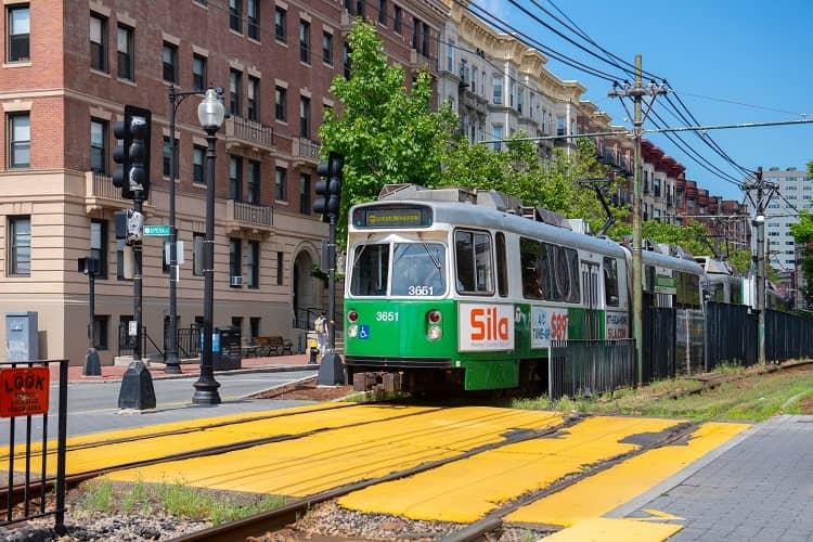 public transportation boston