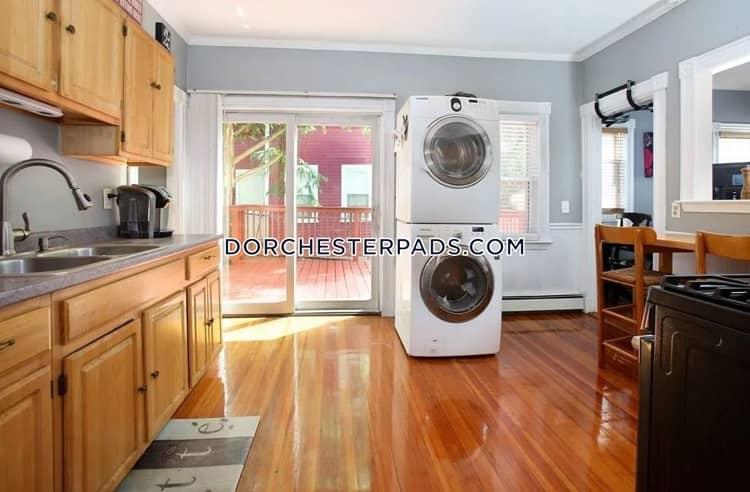Dorchester Boston apartment