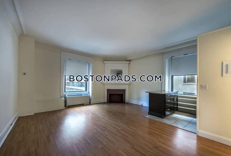 Downtown Boston apartment