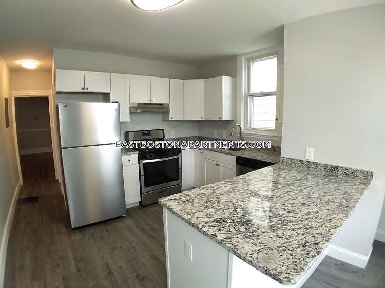 East Boston apartment