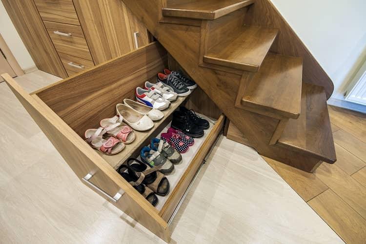 furniture built in storage