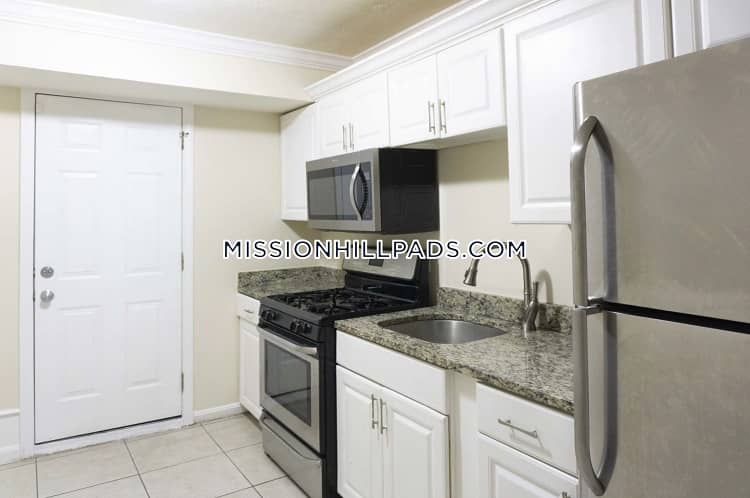 mission hill apartment