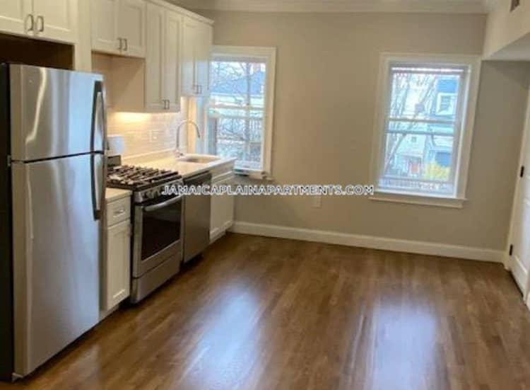 Jamaica Plain Price Reduced Apartment